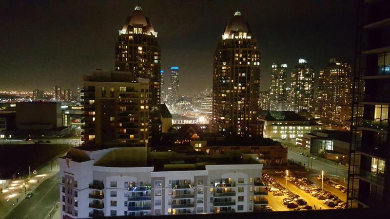Great View for Square One, Mississauga City