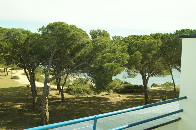Duplex con vistas al Mar, alquiler de vacaciones en Vall-Llobrega
