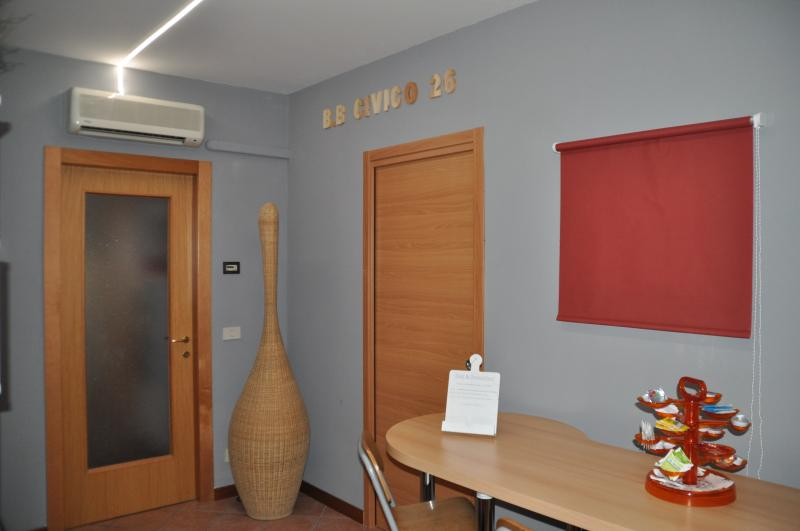 B&B Civico26 Camera Mercoledì, vacation rental in Frescada