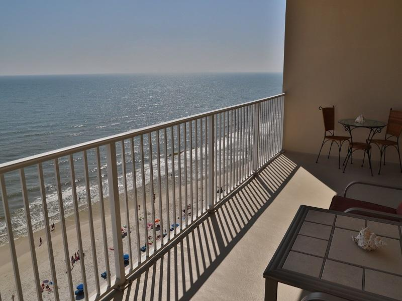 Grande, Ampio balcone