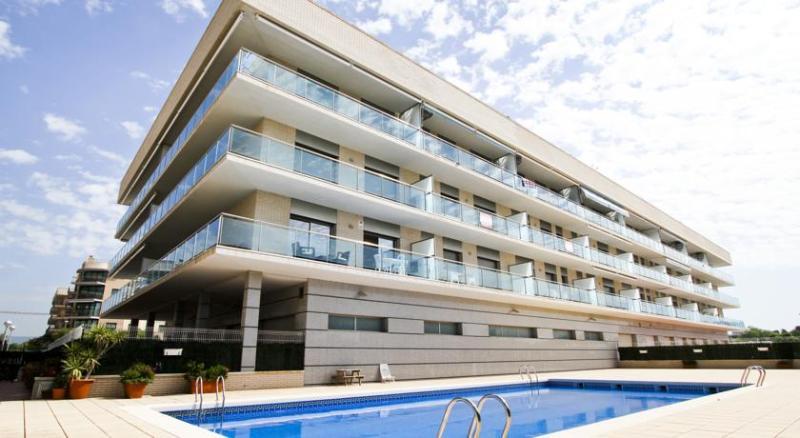 Precioso apartamento en 1ª linea de mar
