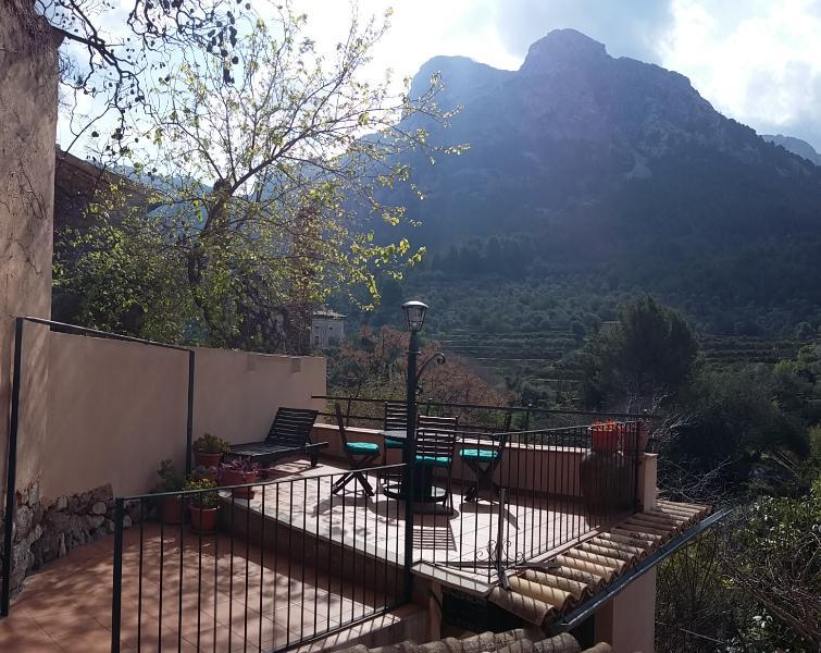 CASA EN SÓLLER  (BINIARAIX), holiday rental in Sa Calobra