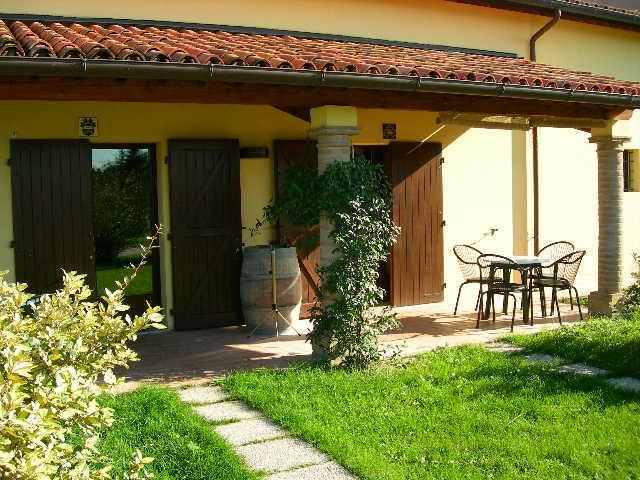 Trere'Agriturismo: Appartamento Romagna Mia   sulle colline di Faenza, alquiler vacacional en Borgo Tossignano