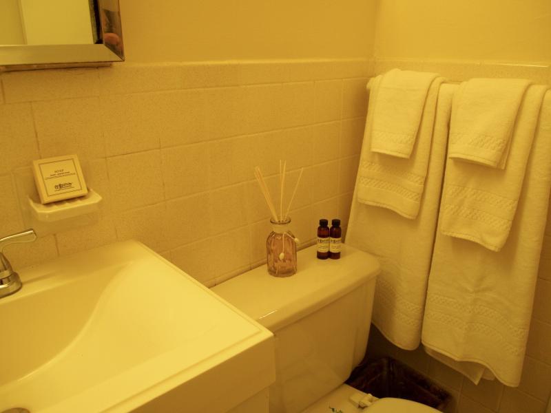 Handdoeken, Bigelow voorzieningen