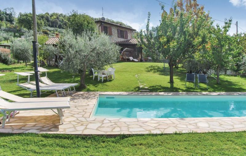 Villa Mery, vacation rental in Canalicchio