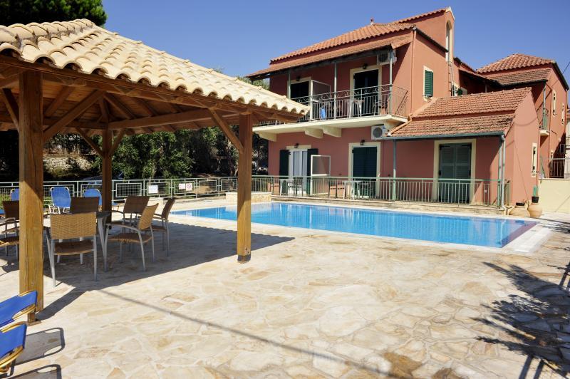 Marika Apartments 1, alquiler de vacaciones en Corfú
