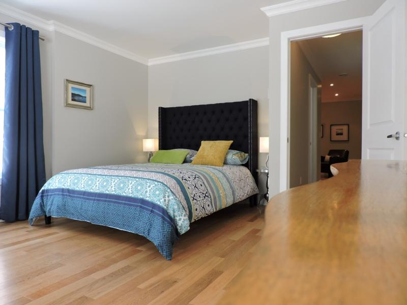 The Missisquoi suite : the bedroom