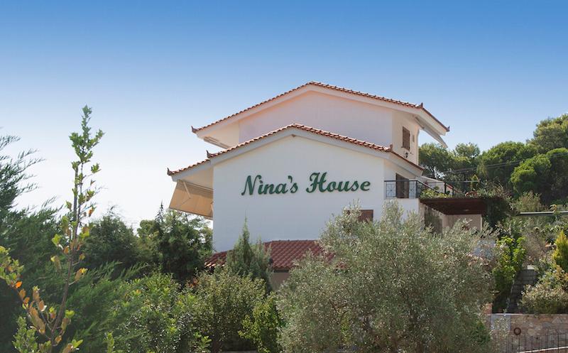 Nina's House Skiathos Room 1, holiday rental in Kanapitsa
