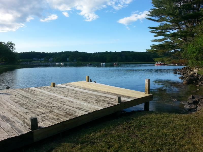 Waterfront on the Cape Neddick Harbor, holiday rental in Cape Neddick