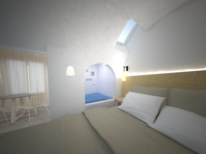 Villa LuxL, Junior Suite, holiday rental in Mesaria