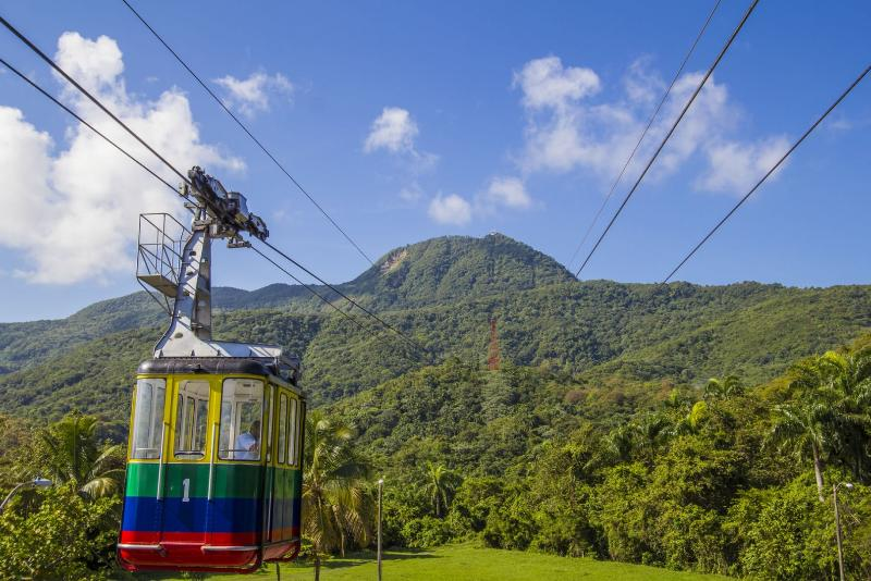 Cable Car in Puerto Plata Only 30 minutes drive
