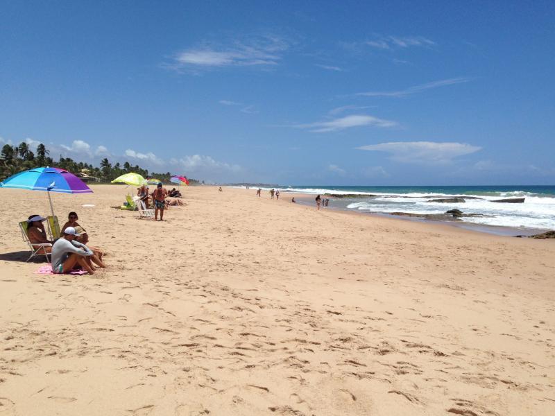 Praia exclusiva em Interlagos