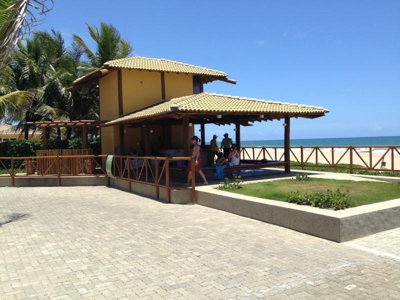 Quiosque da praia
