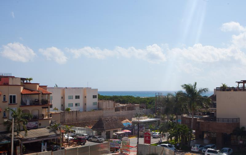 View to Ocean 1 block from Condo