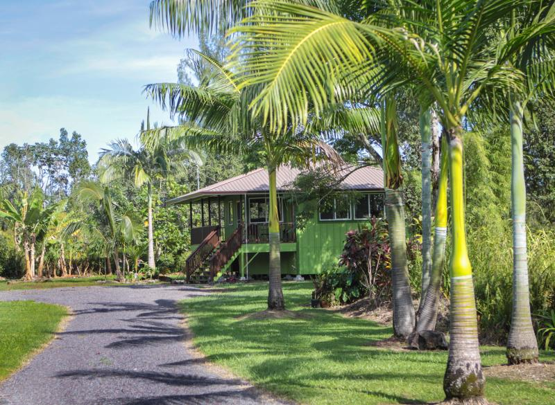 The Jungalow, holiday rental in Keaau