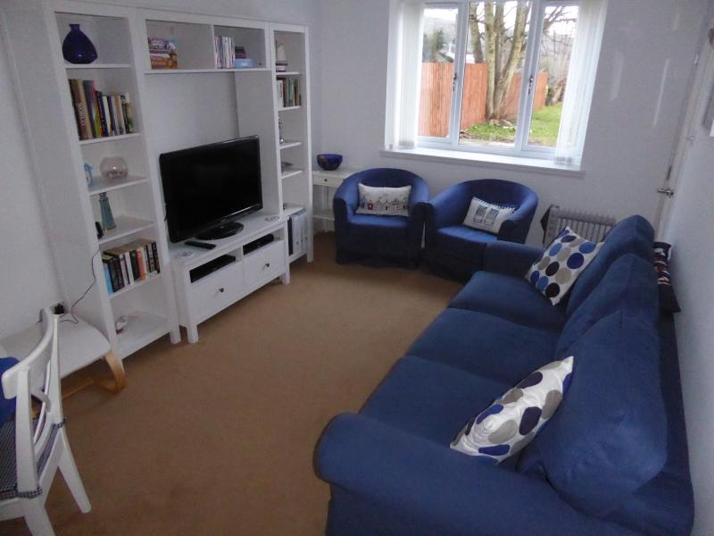 Holiday cottage in Carnoustie, holiday rental in Carmyllie