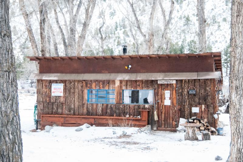 Thumper of Bunnylane Cabins, casa vacanza a Nathrop