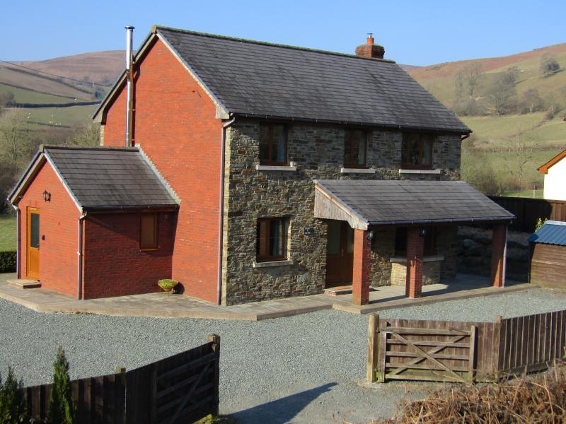 Nant-Y-Glyn, vacation rental in Llandrindod Wells