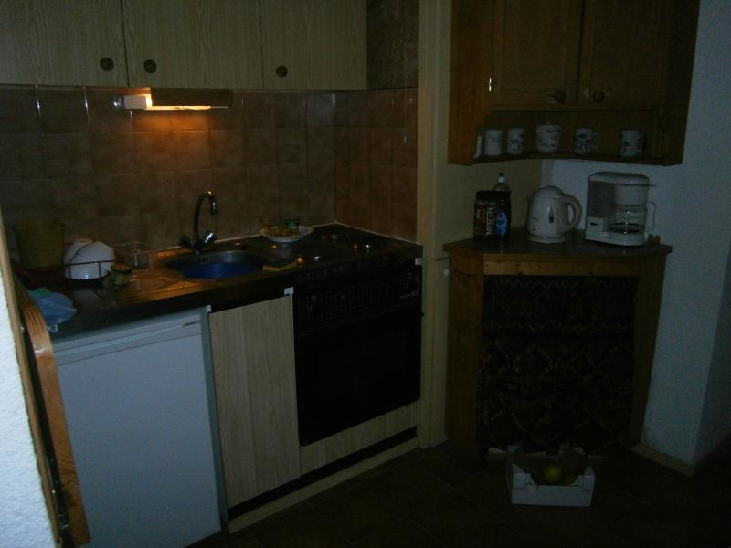 All electric cooking  - hob and oven