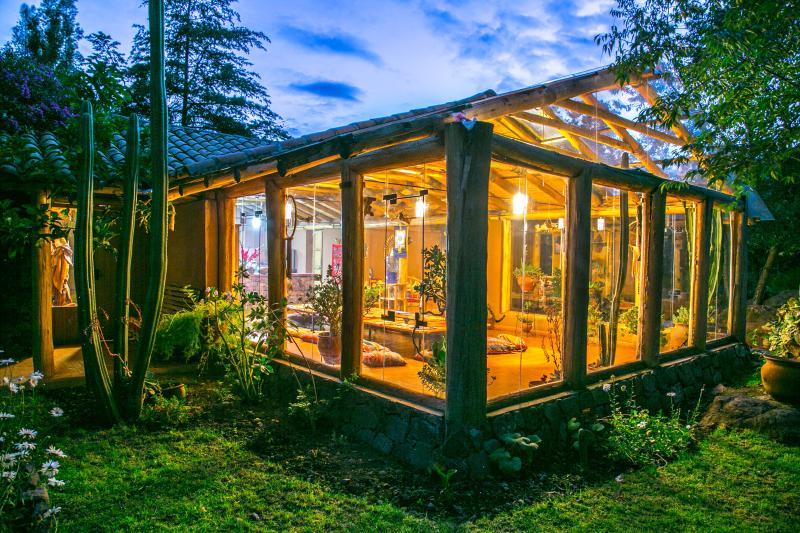 Hanacpacha Lodge, holiday rental in Lamay