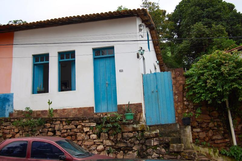 Aconchegante casa colonial, holiday rental in Andarai
