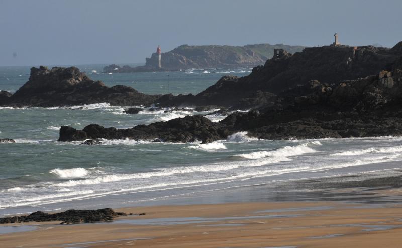 la plage et la mer à moins de 100m