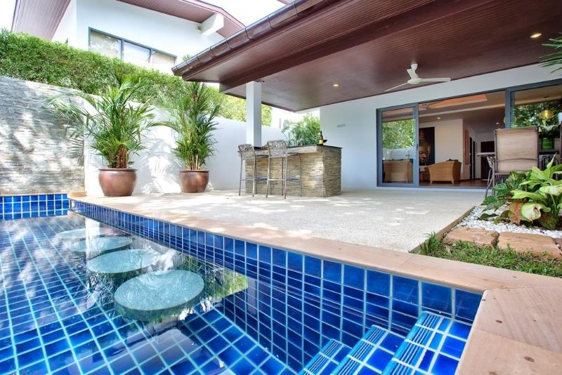 ❤️ 3 BR Villa ✅ Private Pool ✅ Close To Beach, Shops & Restaurants ✅ Great Deal, vakantiewoning in Choeng Mon