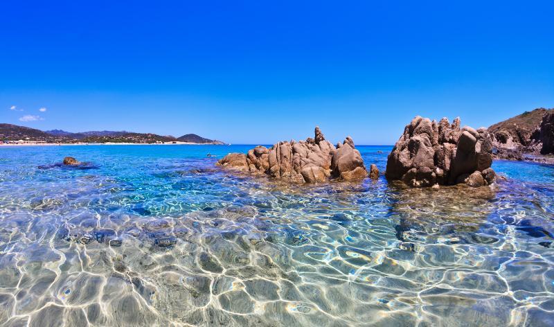 Villetta sulla Magica Costa Sarda a 2 passi da questo incantevole mare!!!