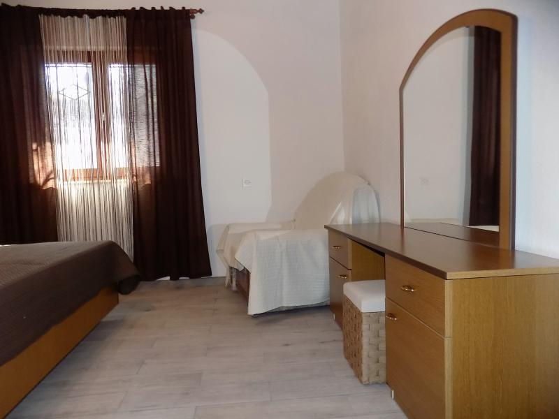 Comfortable large room with double bed