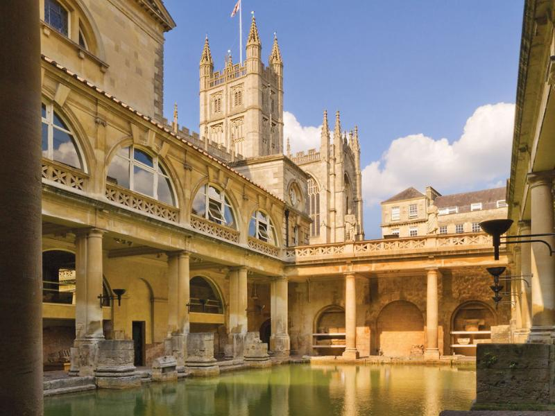 Bath - The Roman Baths