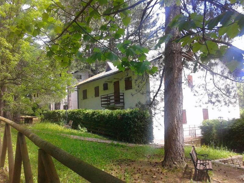 Villaggio Barilari - Casa Arancione, holiday rental in Pugliano