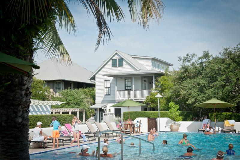 Haglund Beach House - 25 S. Belize Lane, Rosemary Beach