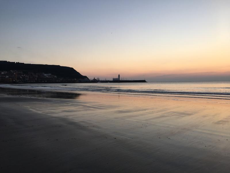South Bay Early Morning, Scarborough