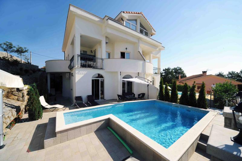Villa Veprina, holiday rental in Opatija