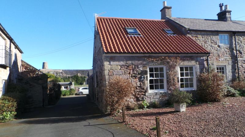 gull cottage, vacation rental in Bamburgh