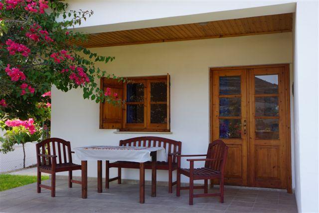 entrance and veranda