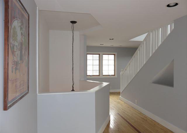Second floor open area.
