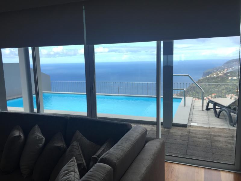 Living Room / Sea View