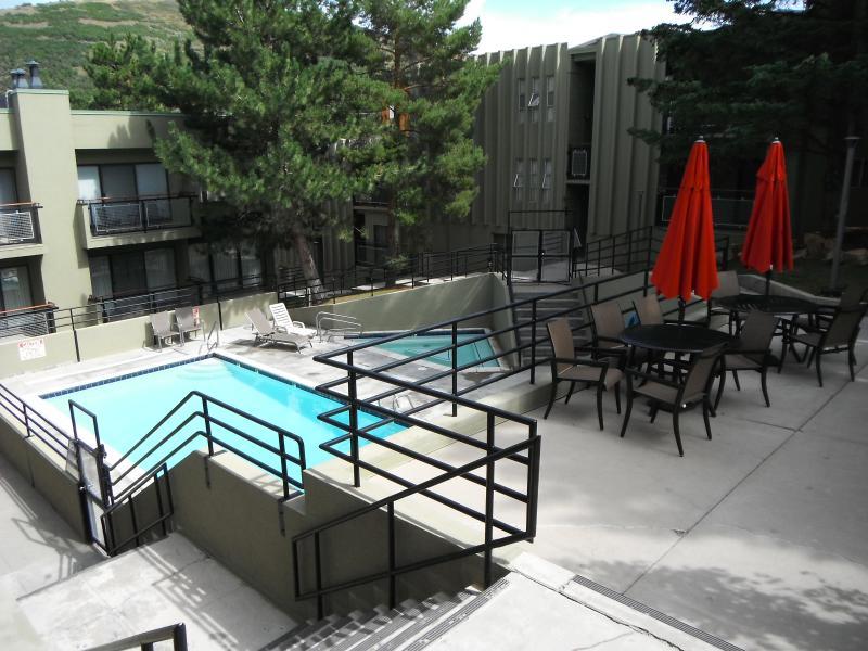 Pool/Hot Tub/Courtyard