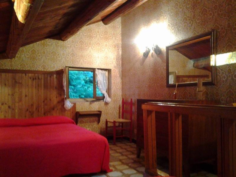Villaggio Barilari - Casa Rossa, holiday rental in Pugliano