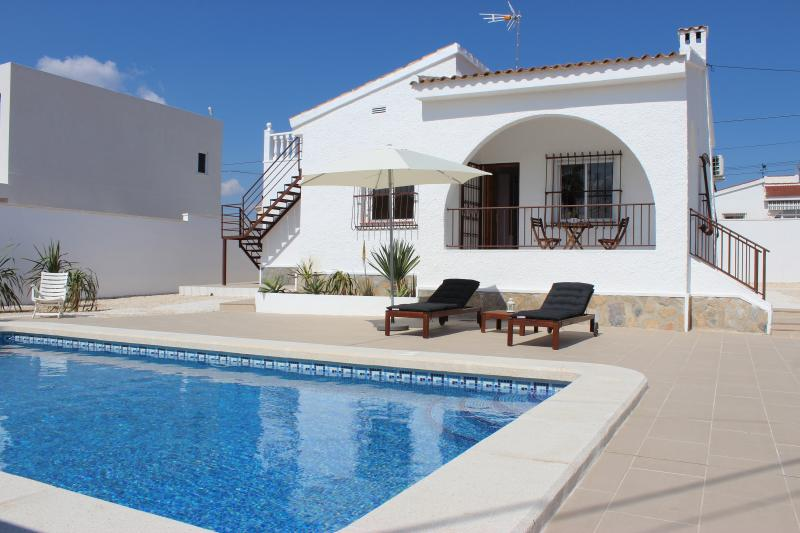 Villa Private Pool - Casa Giner, holiday rental in Algorfa