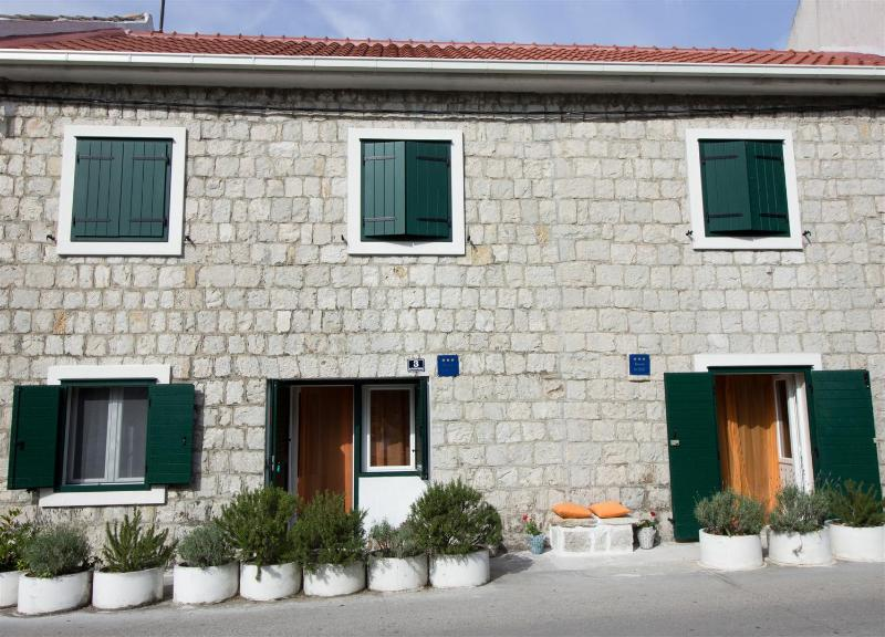 Authentic Maditerranean stone house