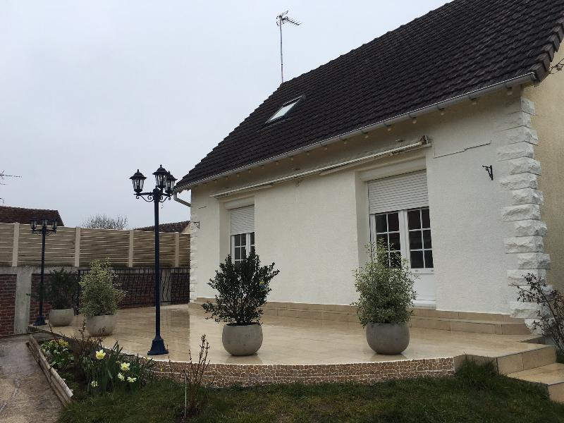 Maison du Wellness, holiday rental in Berneuil-en-Bray