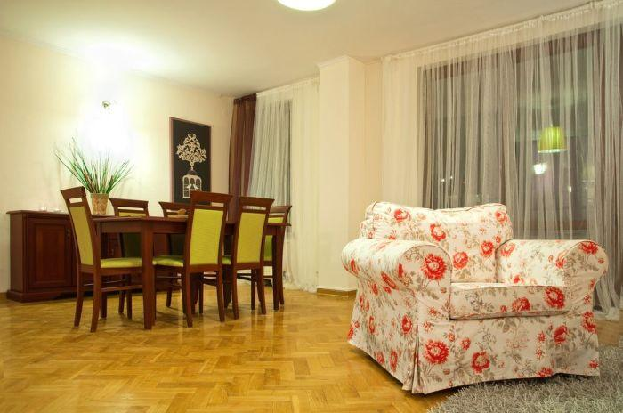 Quality apartment in center of Warsaw, vacation rental in Warsaw