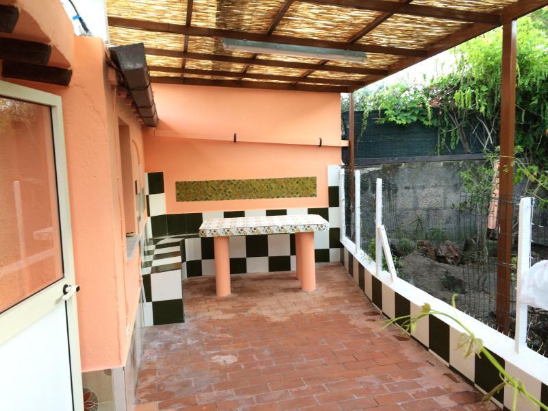 terrazzo casa piccola