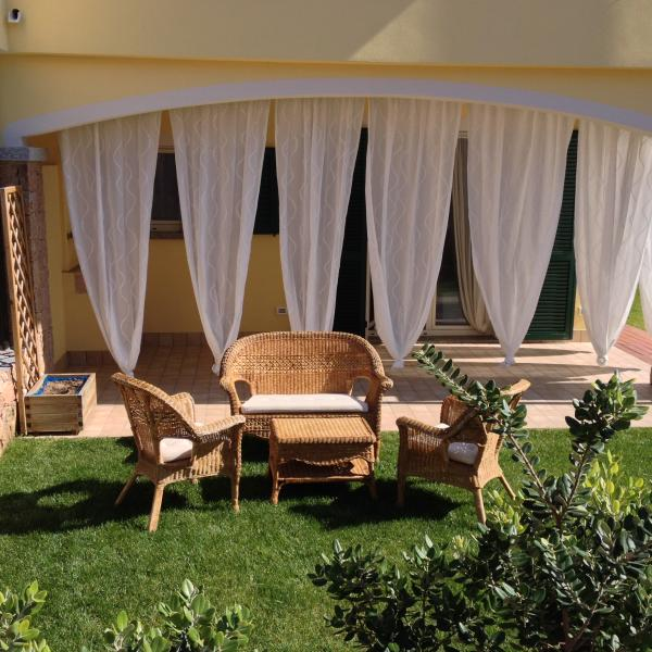 CASA TUA BAIA - BEACH, POOL & WI-FI, vacation rental in Badesi