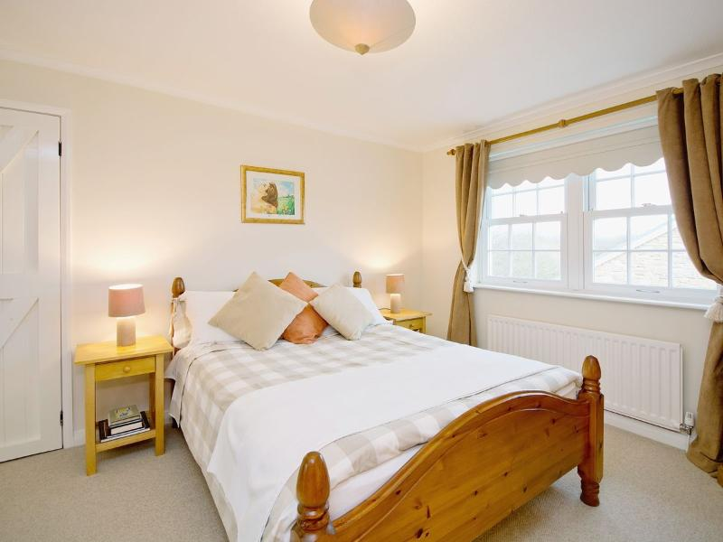 Double bedroom with charm and character