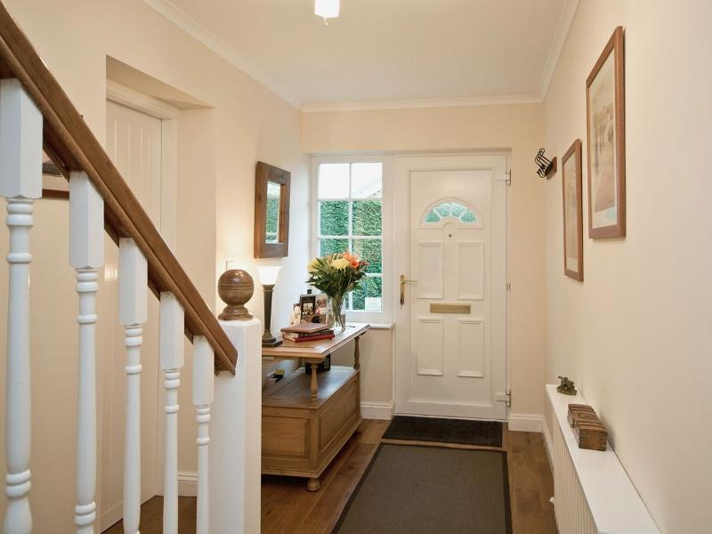 Shutters entrance hall - welcomes you to the perfect retreat