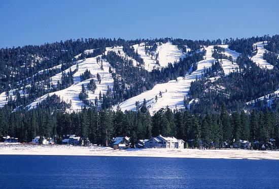 Big Bear & Snow Summit located just 10 to 15 minutes away