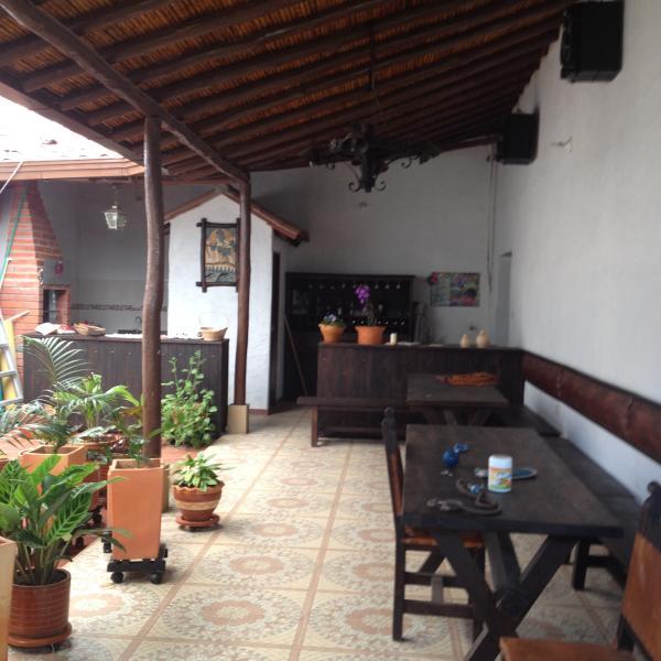 Confortable casa con estadero campestre, aluguéis de temporada em Valle de San Jose